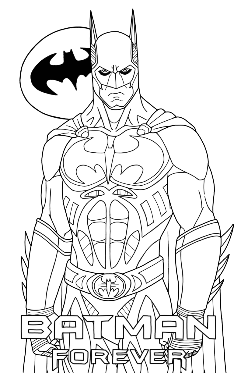 Superhero Coloring Pages A Place Where You Can Find Custom Coloring Pages Completely Free To Use